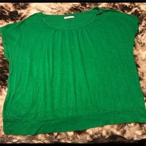 Old Navy green short sleeved shirt 3x